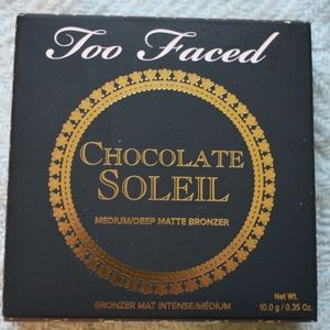 Too Faced Chocolate Soleil Bronzer - Medium/Deep